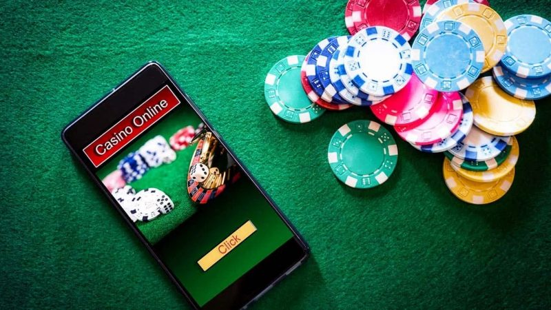What are various online casino benefits?
