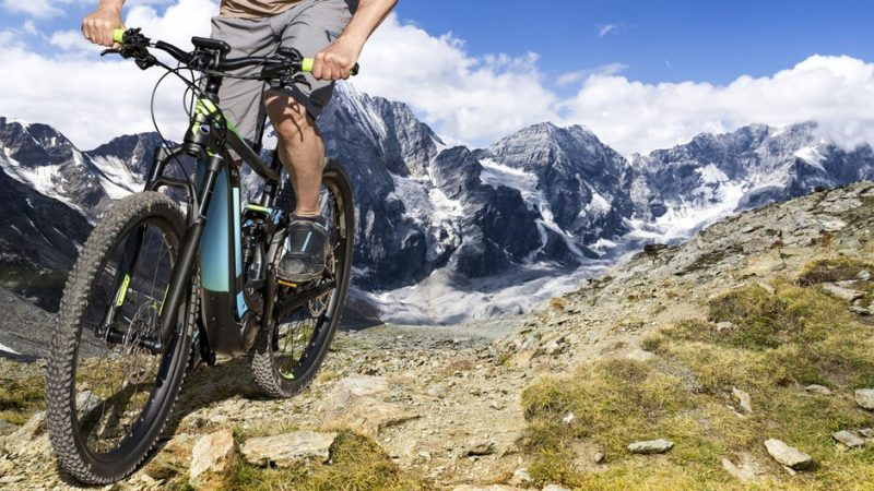E-Bikes Allowed On Increasing Amounts Of Federal Public Land
