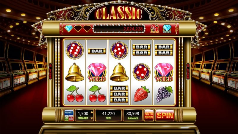 Online Slot Machine Games – Proving the Purpose of Slot Games