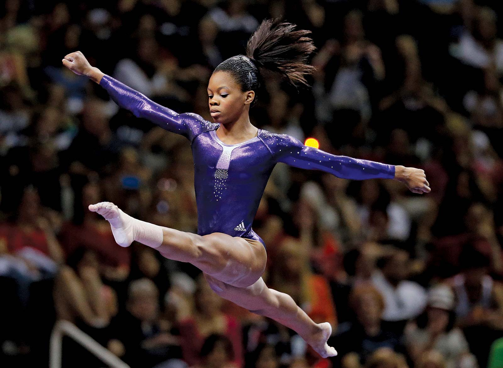 The History Of Artistic Gymnastics